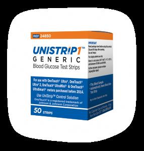 Unistrip - альтернативные тест-полоски для OneTouch